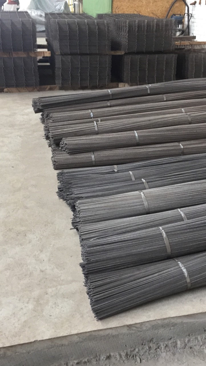 Wire BP-1 in rods, diameter 4, 5, 6, length 2-3-4 m